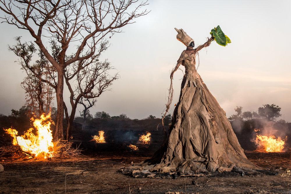 Fabrice Monteiro, Prophecy #6, 2014 courtesy Mariane Ibrahim Gallery.jpg