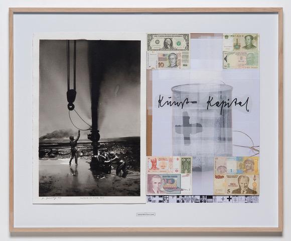 10january1991 - Oilfield on fire (79x97(with frame).jpeg