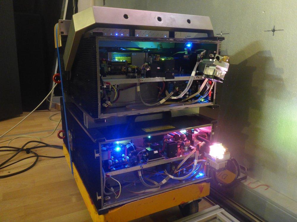 Lightvert ECHO Prototype V3.0 Projector System