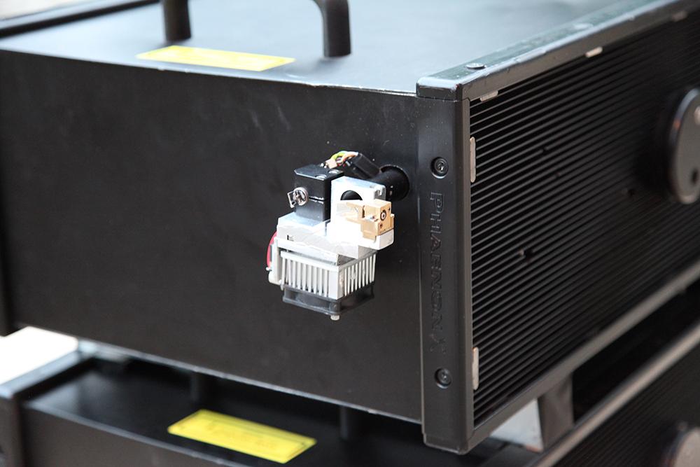 Lightvert ECHO Prototype V4.0 Projector - London, UK
