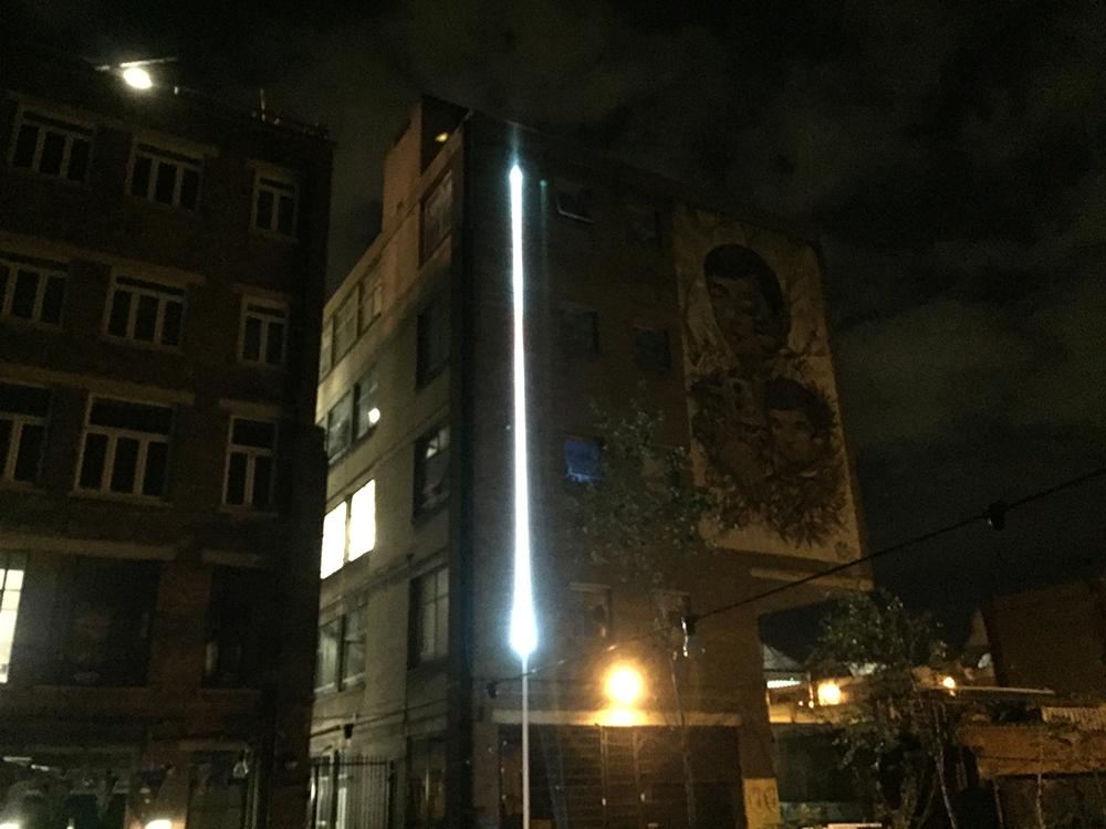Lightvert ECHO Prototype V4.0 - Reflector - London, UK