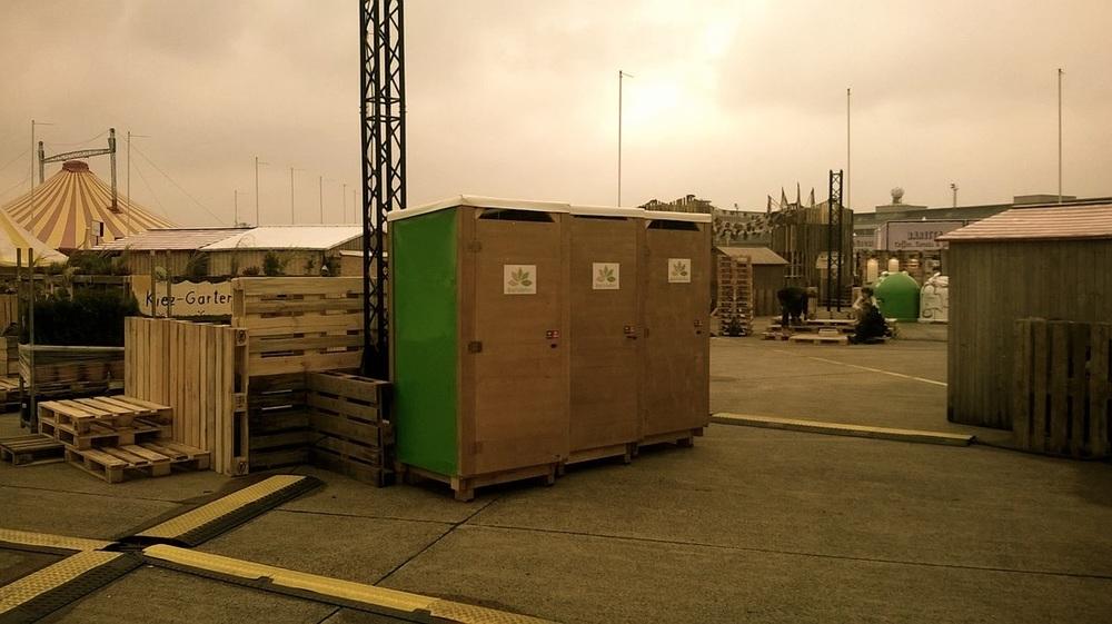 EcoToiletten, Baustellentoiletten mieten, Komposttoiletten, Ökologische Miettoiletten, ökologisch