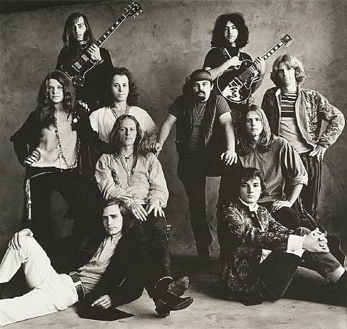 Big Brother and the Holding Company, American rock band.