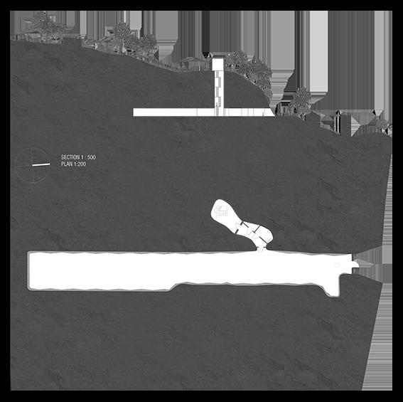 Brannfjellet plan snitt.png