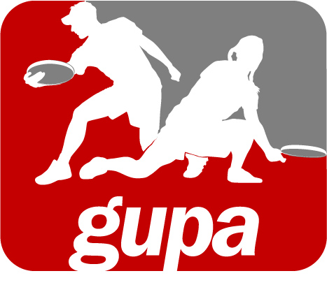 Third GUPA logo. Accepted, embraced and now being worn on traded jerseys all over the world.
