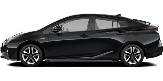 Toyota Prius - 2018 Plate    From £225 per week.