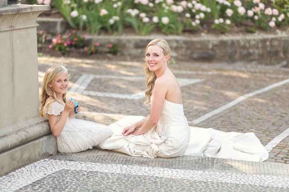 Bride in Wedding Day Videoby Pretlove & Co