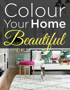 FREE EBOOK Colour Your Home Beautiful