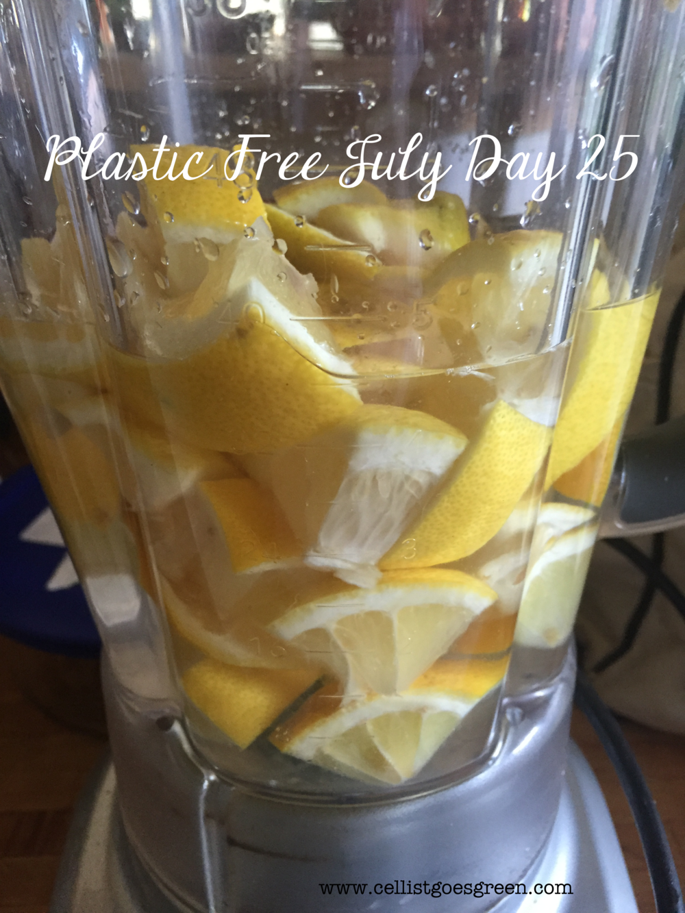 Plastic Free July Day 25: Homemade dishwasher detergent without plastic | Cellist Goes Green