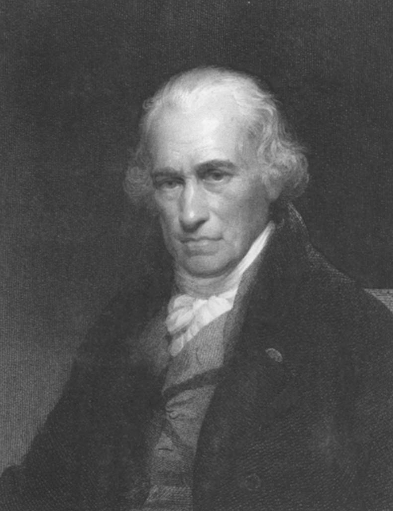 James Watt by Sir W. Beechey  Reproduced with the permission of the Library of Birmingham