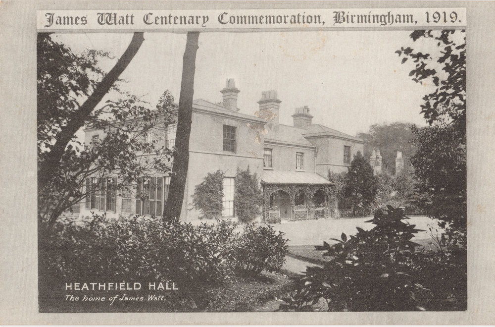 Heathfield Hall