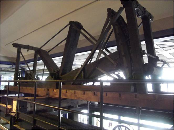 The Smethwick engine at Thinktank, Birmingham.