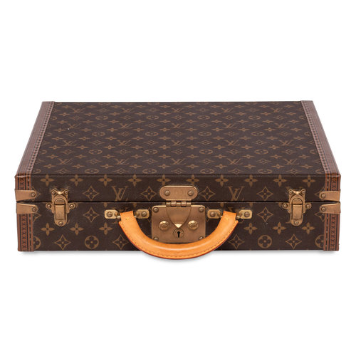 promo code f1413 0c98d A Louis Vuitton custom fitted watch case, late 20th century