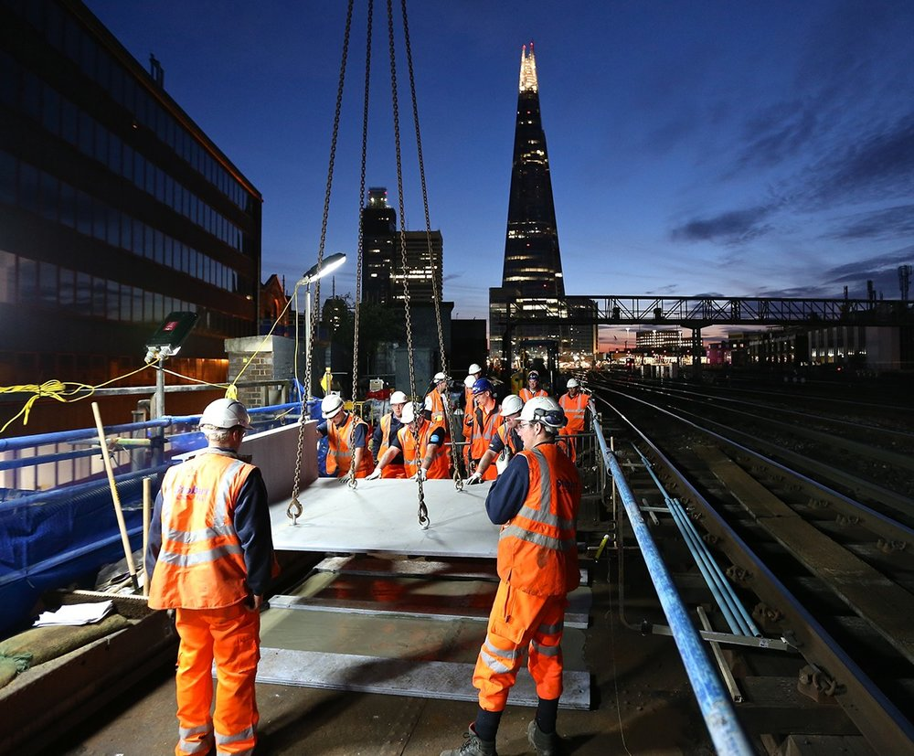 Small Size Image - Rail - work in front of Shard.jpg
