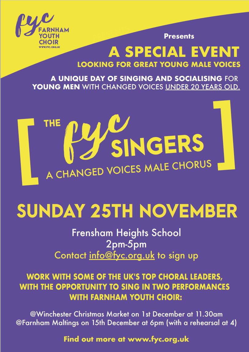 FYC Singers