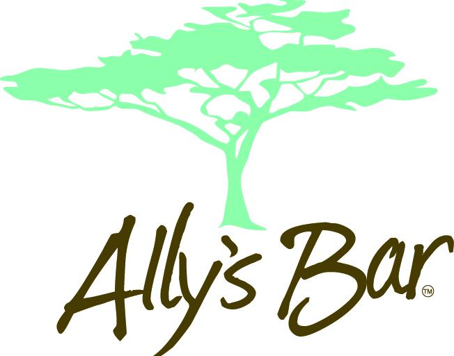 Ally's Bar logo for Hear Her Sports