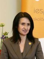 Inita Juhņēviča  Izglītības kvalitātes valsts dienesta vadītāja