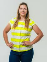 Elīna Ēdole  Ekonomikas, komerczinību un sporta skolotāja