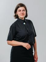 Annija Sprīvule Angļu valodas skolotāja
