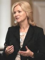 Ingrīda Blūma  valdes priekšsēdētāja, Ideju partneru fonda valdes locekle