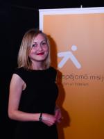 Agnese Slišāne Atlases vadītāja, kuratore, NEWTT projekta vadītāja