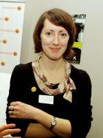Dina Sarceviča-Kalviške Dabaszinību un veselības mācības skolotāja