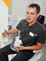 Sandris Rakauskis Vēstures un sociālo zinību skolotājs