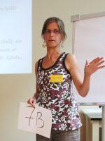 Ilona Ozoliņa-Čiu  Angļu valodas skolotāja