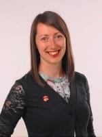 Dina Sarceviča-Kalviške Mācību programmas un Direktoru kluba vadītāja