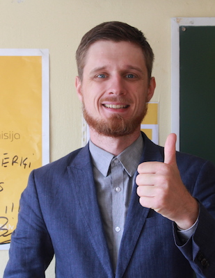 Jānis Šķesteris  Mācību programmas vadītājs, Iespējamās misijas valdes loceklis