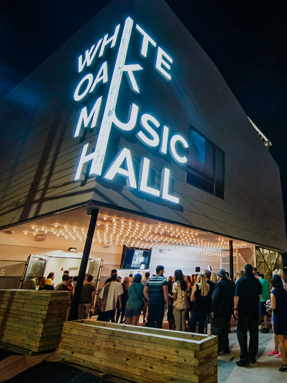 White Oak Music Hall brings multi-stage music experience to Houston Chron.com by Craig Hlavaty (May 2016)