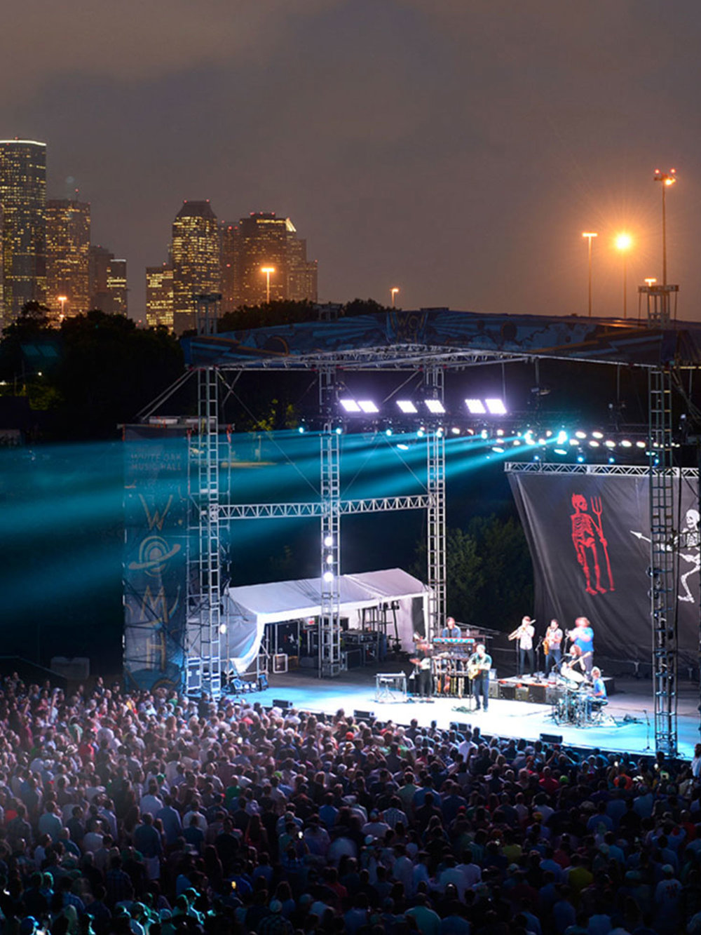Houston's Groundbreaking New Concert Complex Opens With a Bang: Music in the City Will Never be the Same Again Paper City Magazine by Jailyn Marcel & Matthew Ramirez (Aug. 2016)