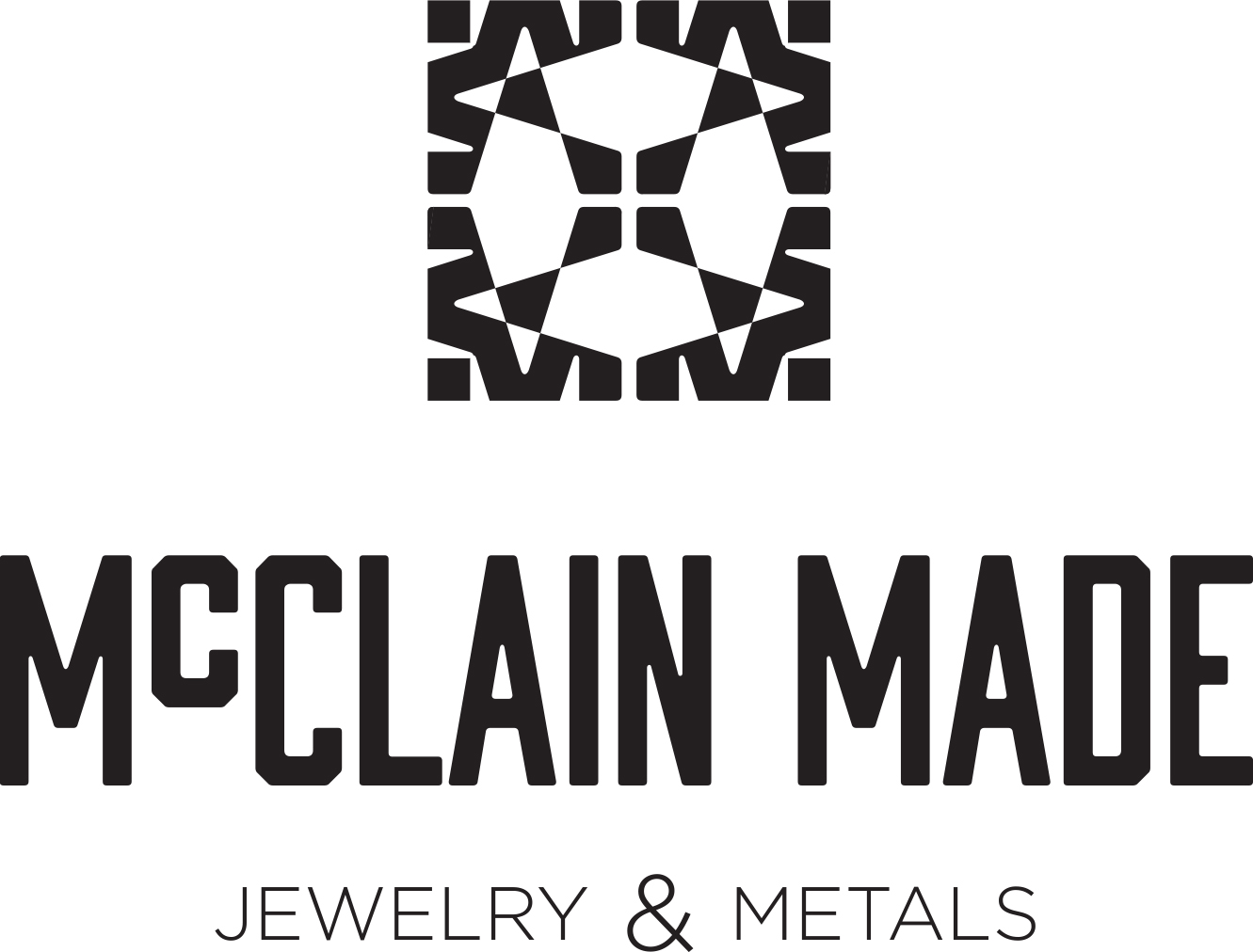 McClain Made│Jewelry & Metals