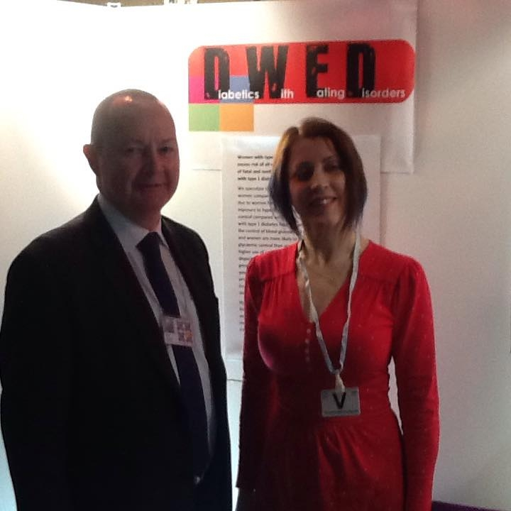 National Eating Disorders Awareness WeekScottish Parliament - 2014