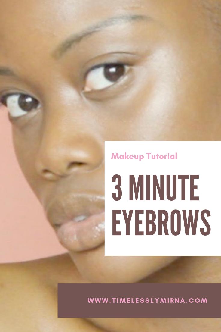 eyebrow tutorial pin