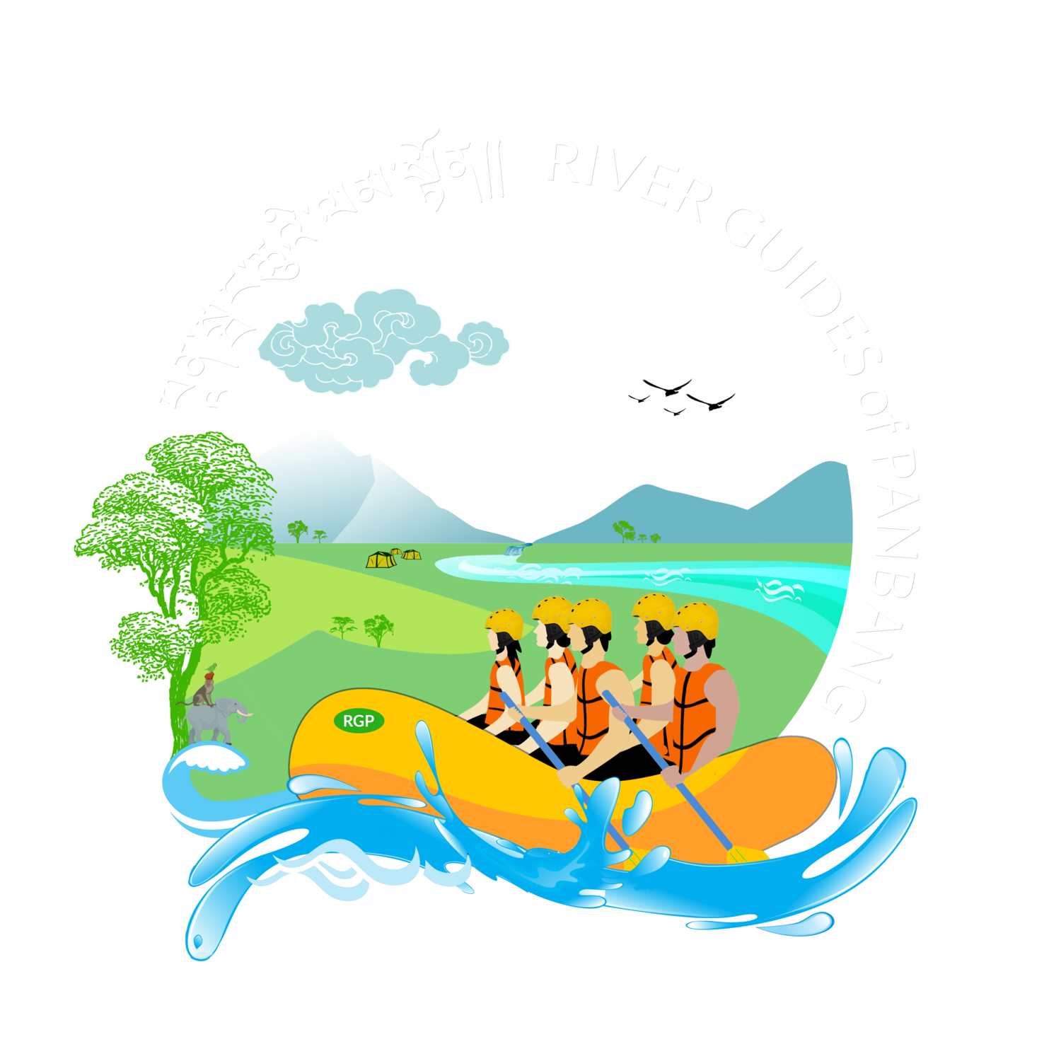 RIVER GUIDES of PANBANG