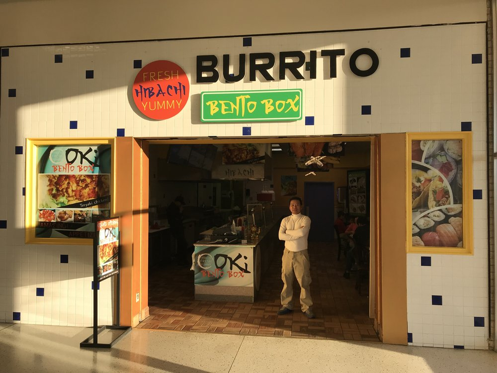 Swing by the Lima Mall's main entrance and check out the new Hibachi Burrito (10AM-9PM). Another great restaurant for the Lima community with awesome food and wonderful people. Sparta was glad to be a small part of this project and we wish Zen and his family all the very best.