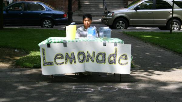 Lemonade Stall