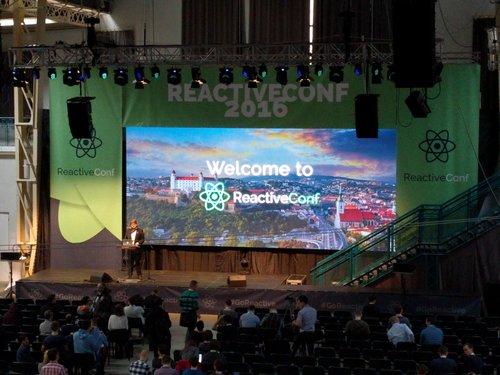 Reactive Conf 2016 Top 5 Talks