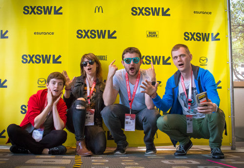 SXSW 2017 - chatbots, wearables and Stephen Wolfram