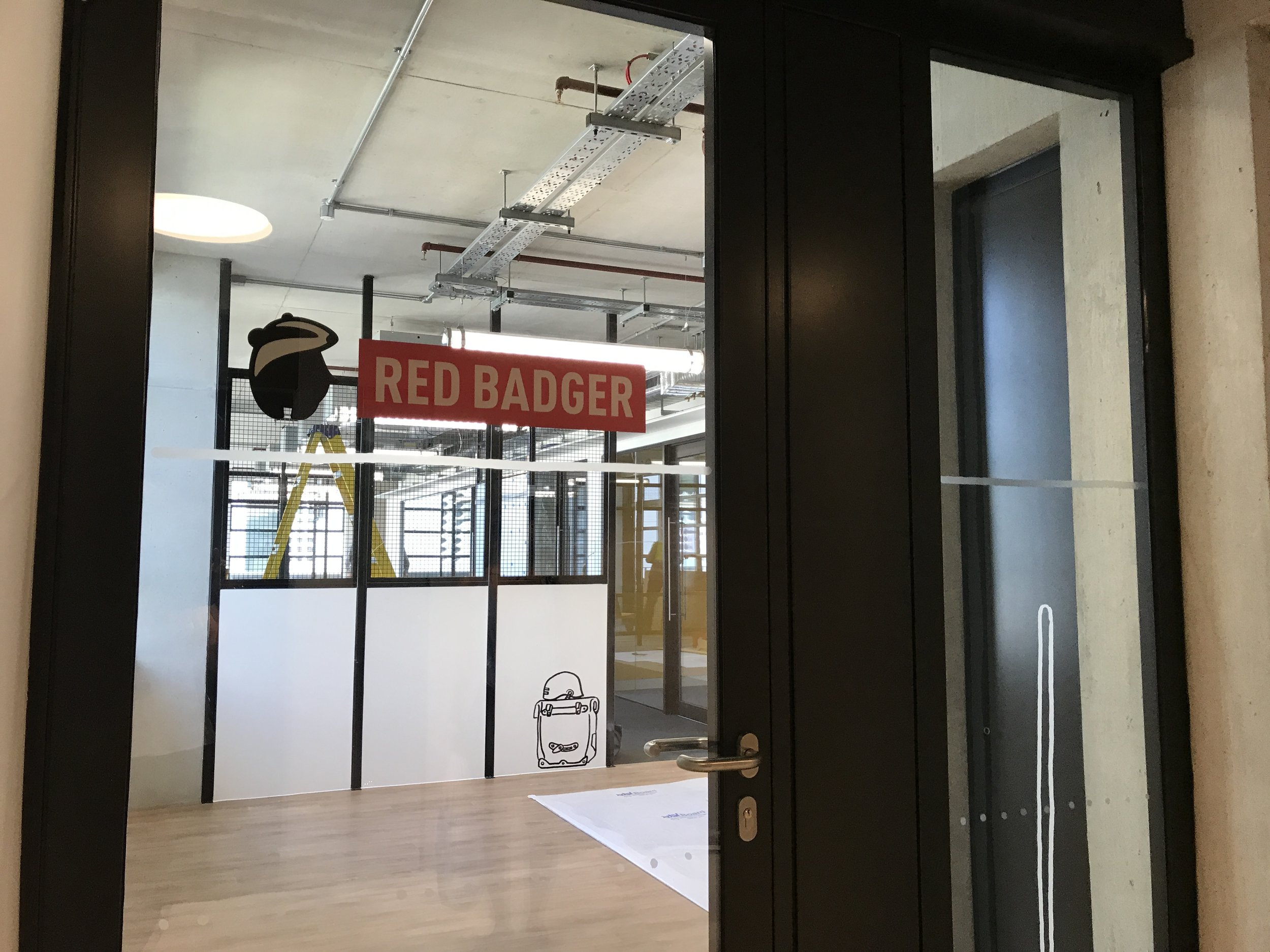 peek inside our new office space red badger blog