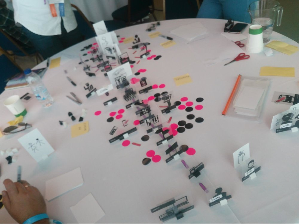 Rapid service prototyping at UX London 2017