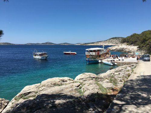 Boats, Beaches and Badgers - Obonjan 2017