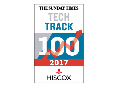 Number 31 in Tech Track 100 2017
