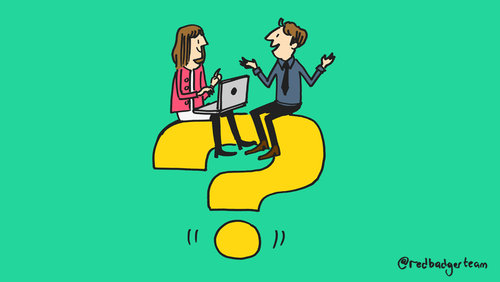 Consultant skill 1: Building better relationships by asking [not telling]