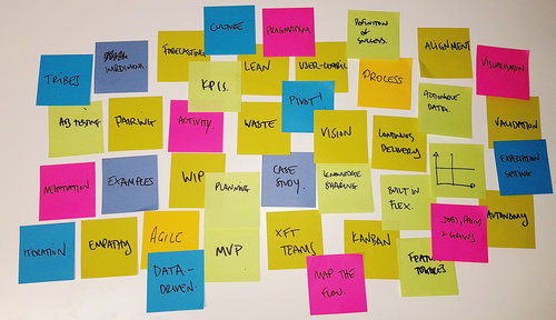 Agile transformation, honestly: Top tips for when everything feels like it's gone to sh**