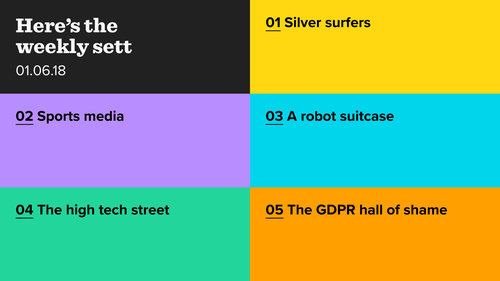 The Weekly Sett: The future IT department, GDPR, banking, and Dr. AI