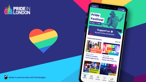Making things better with Pride in London