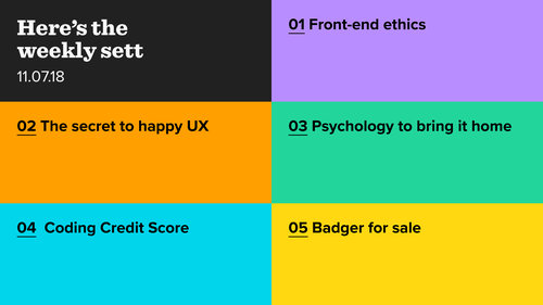 Product Thinking, Happy UX, and Team Psychology