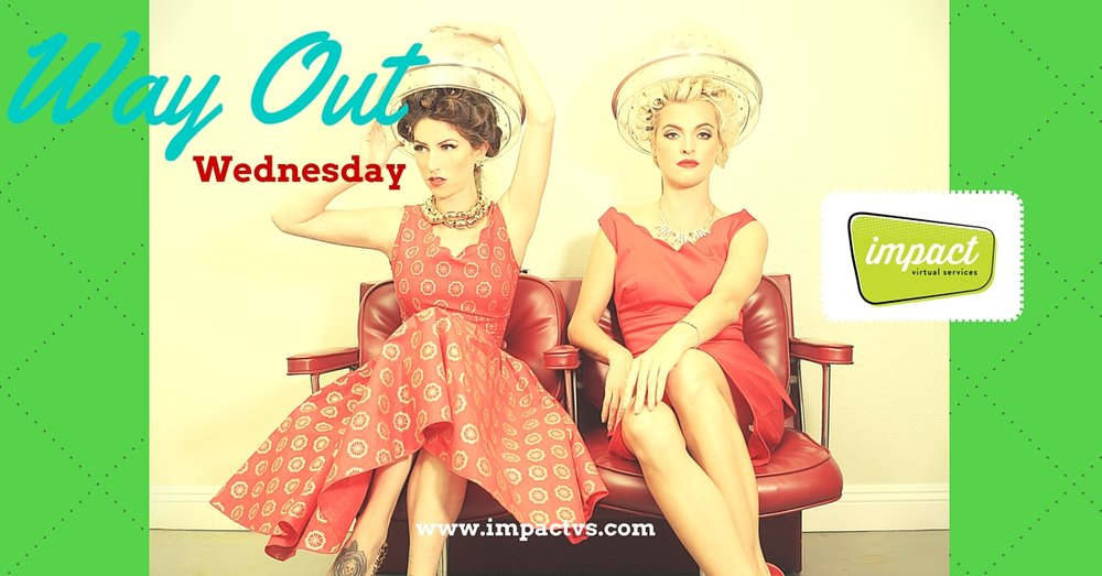 Way Out Wednesday NEW